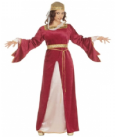 Court Milady Costume (3129)